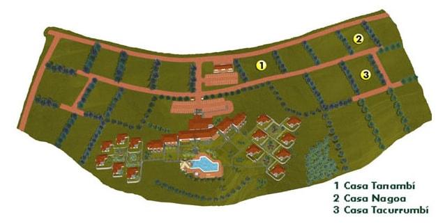 Condominio La Hacienda